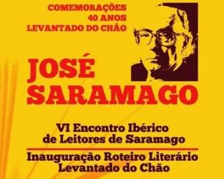 VI Encontro Ibérico de Leitores de Saramago até amanhã